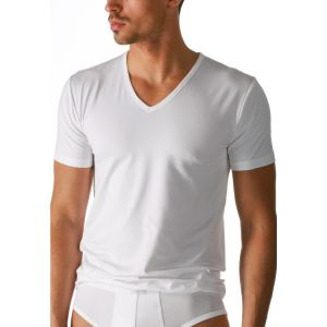 Dry Cotton V-neck Shirt 46007