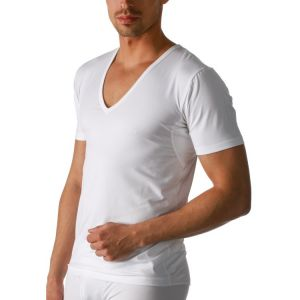 Dry Cotton Functional V-neck T-shirt 46038