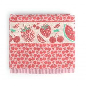Fruit Theedoek Rood