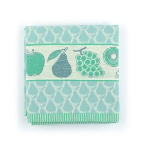 Fruit Keukendoek Groen